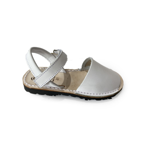 calzado para niña